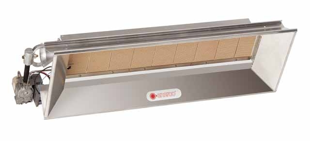 Enerco High Intensity Infrared Heater