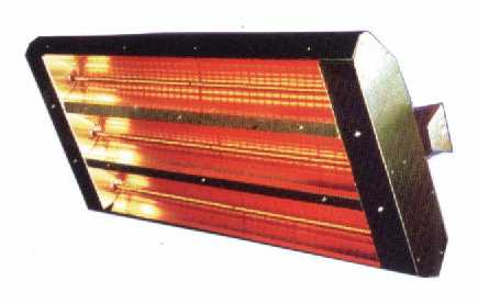Electric Infra-Red Heater